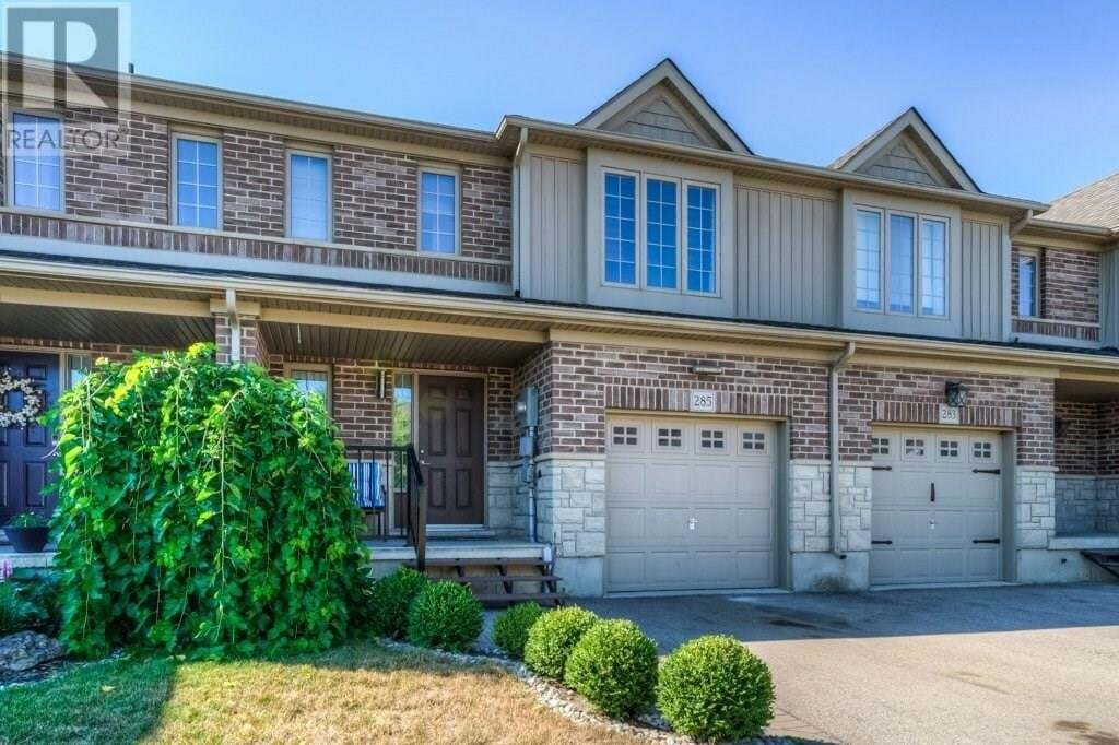Townhouse for sale at 285 Vincent Dr Ayr Ontario - MLS: 30825014