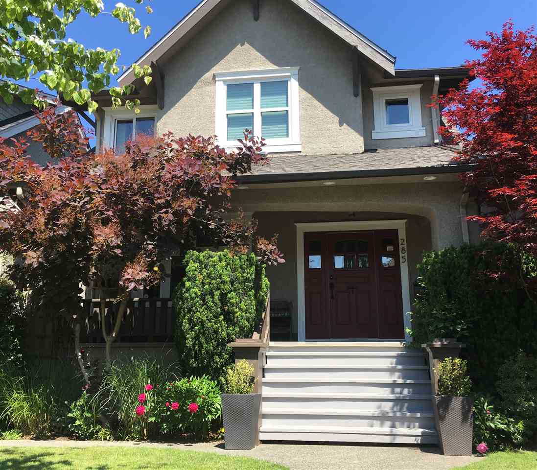 Removed: 285 West 19th Avenue, Vancouver, BC - Removed on 2019-07-12 05:15:31