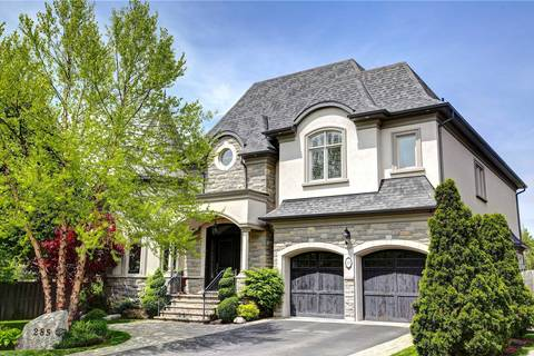 House for sale at 285 Winterborne Gt Mississauga Ontario - MLS: W4389363