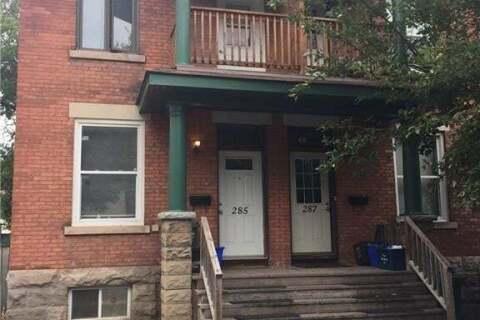House for sale at 285 York St Ottawa Ontario - MLS: 1205365