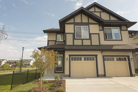 Townhouse for sale at 2850 Coughlan Gr Sw Edmonton Alberta - MLS: E4156026