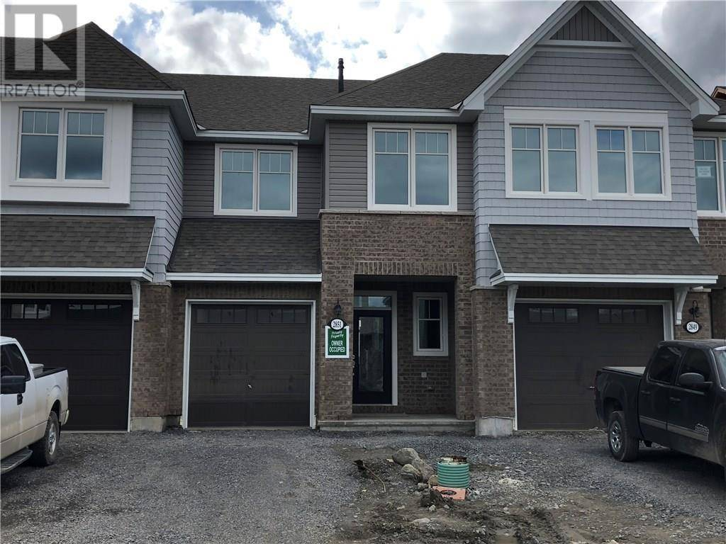 Townhouse for rent at 2851 Grand Canal St Ottawa Ontario - MLS: 1179736