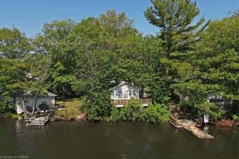 House for sale at 2851 Honey Harbour Rd Honey Harbour Ontario - MLS: 237967