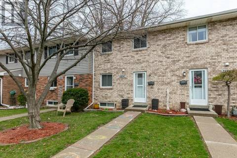 Townhouse for sale at 2852 Meadowbrook Ln Windsor Ontario - MLS: 19018528