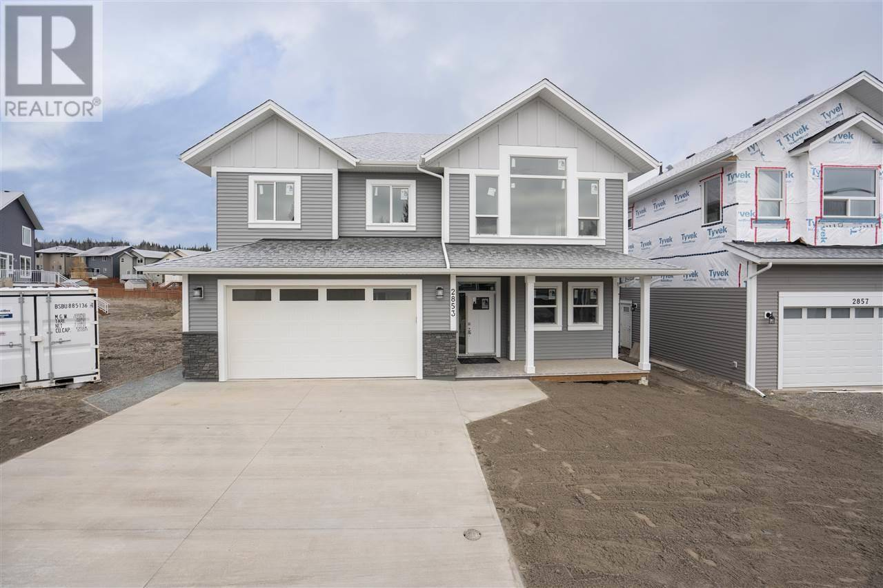 House for sale at 2853 Vista Ridge Dr Prince George British Columbia - MLS: R2433180