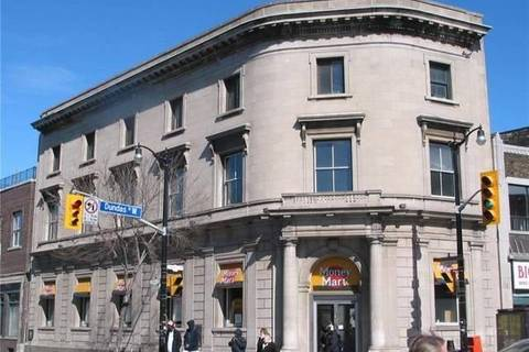 Commercial property for lease at 2854 Dundas St Toronto Ontario - MLS: W4503218