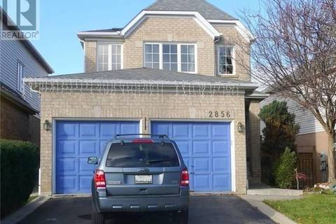 House for rent at 2856 Galleon Cres Mississauga Ontario - MLS: W4411798