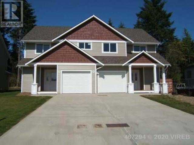 Townhouse for sale at 2856 Piercy Ave Courtenay British Columbia - MLS: 467294
