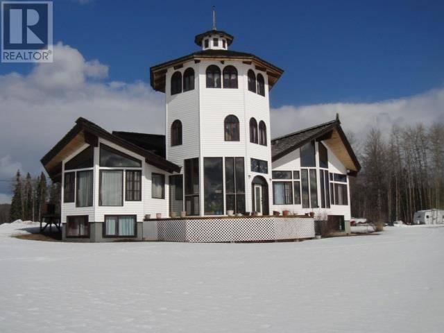 House for sale at 2858 Francois Lake Rd Burns Lake British Columbia - MLS: R2444986