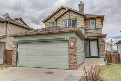 House for sale at 286 Cimarron Blvd Okotoks Alberta - MLS: C4294529
