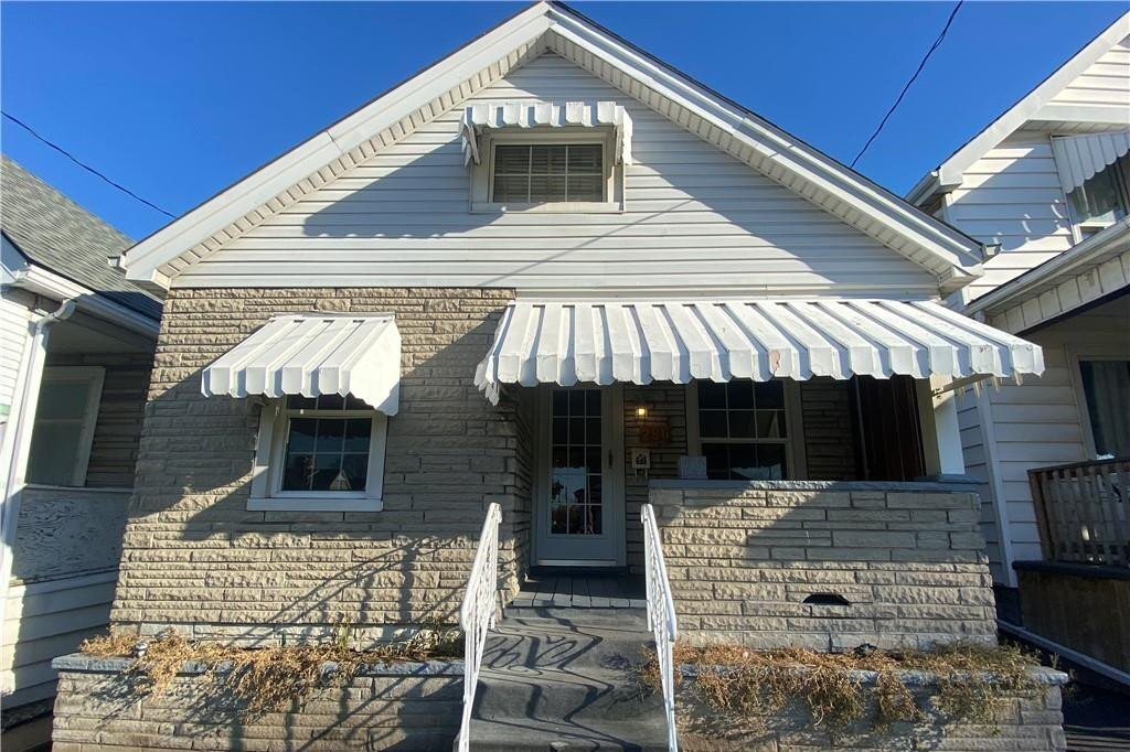 House for rent at 286 Cope St Hamilton Ontario - MLS: H4092715