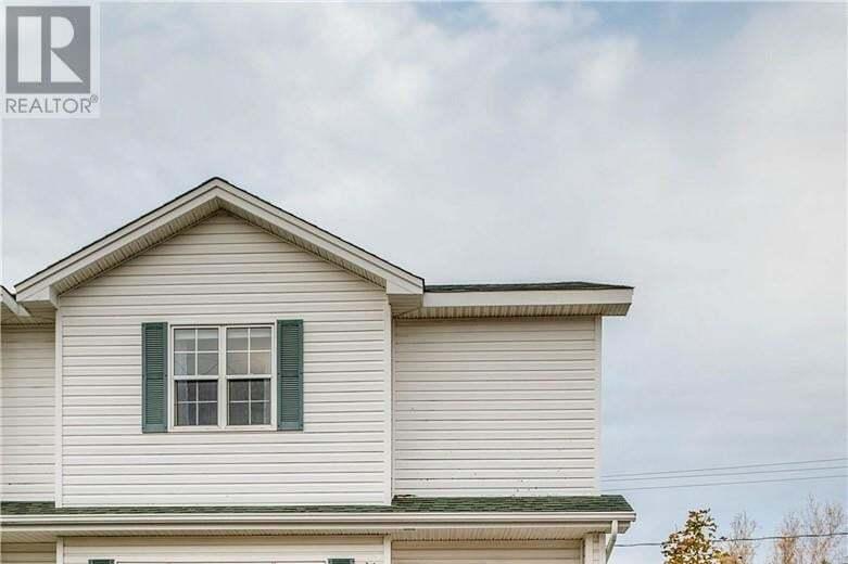 House for sale at 286 Glencairn Dr Moncton New Brunswick - MLS: M131573