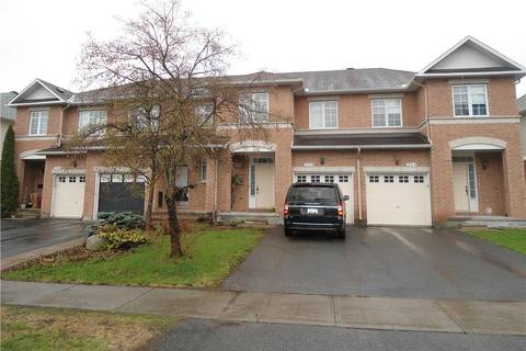 Townhouse for rent at 286 Goldridge Dr Ottawa Ontario - MLS: 1151891