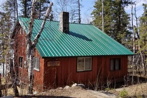 House for sale at 286 Okema Tr Emma Lake Saskatchewan - MLS: SK806438