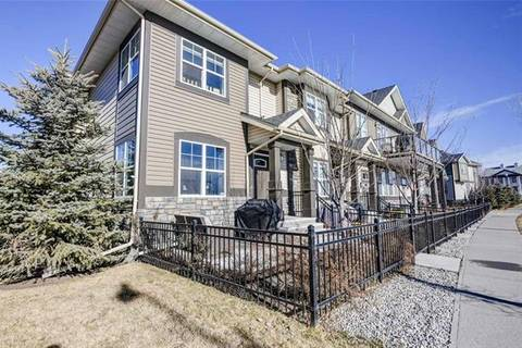 Townhouse for sale at 286 Promenade Wy Southeast Calgary Alberta - MLS: C4291075