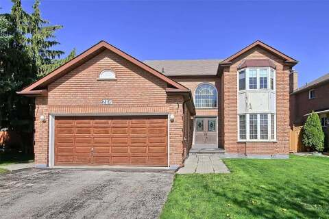 House for sale at 286 Savage Rd Newmarket Ontario - MLS: N4766379
