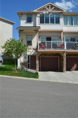 Townhouse for sale at 286 Sunset Point(e) Cochrane Alberta - MLS: C4264917