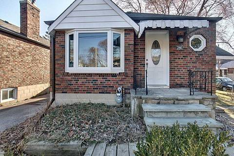 House for sale at 286 Warden Ave Toronto Ontario - MLS: E4420136