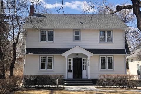 House for sale at 2860 Albert St Regina Saskatchewan - MLS: SK803262