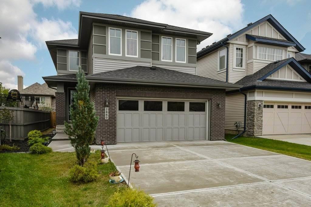 House for sale at 2860 Anderson Pl Sw Edmonton Alberta - MLS: E4167488