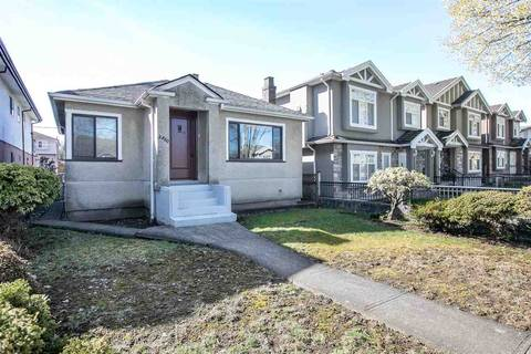 House for sale at 2860 Grant St Vancouver British Columbia - MLS: R2356433