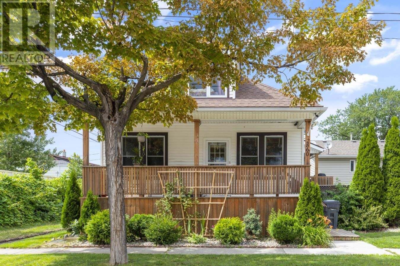 House for sale at 2860 Metcalfe  Windsor Ontario - MLS: 20009714