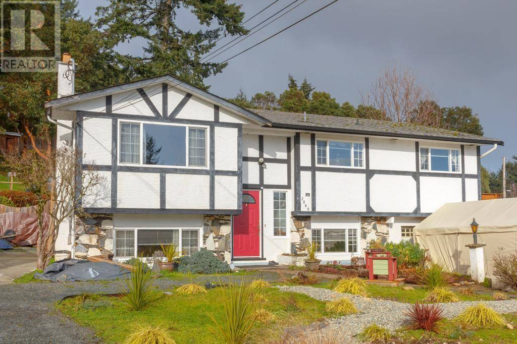 House for sale at 2860 Ronald Rd Victoria British Columbia - MLS: 421111