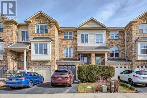 Townhouse for sale at 2862 Garnethill Wy Oakville Ontario - MLS: 30726614