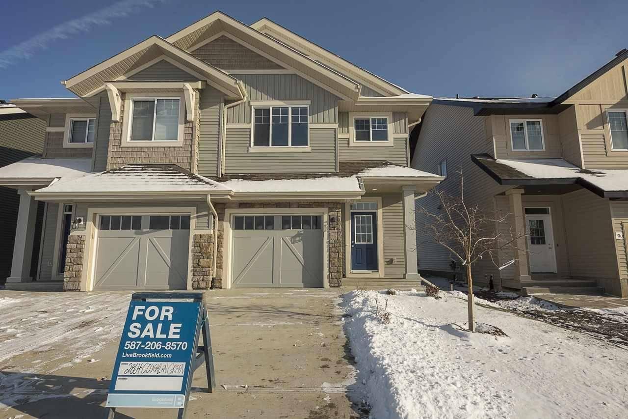 Townhouse for sale at 2864 Coughlan Gr Sw Edmonton Alberta - MLS: E4179828
