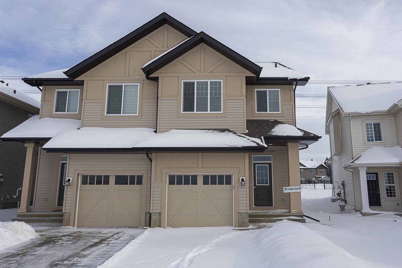 Townhouse for sale at 2868 Coughlan Gr Sw Edmonton Alberta - MLS: E4185779