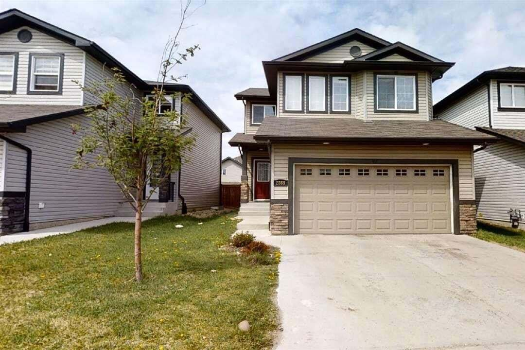 House for sale at 2869 Maple Wy NW Edmonton Alberta - MLS: E4197754