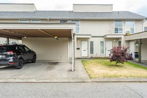 Townhouse for sale at 32550 Maclure Rd Unit 287 Abbotsford British Columbia - MLS: R2380577