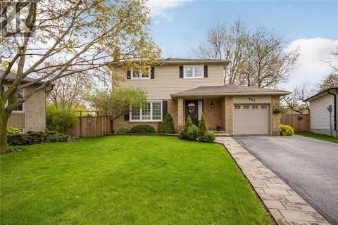 House for sale at 287 Bastedo Ct Milton Ontario - MLS: 30732638