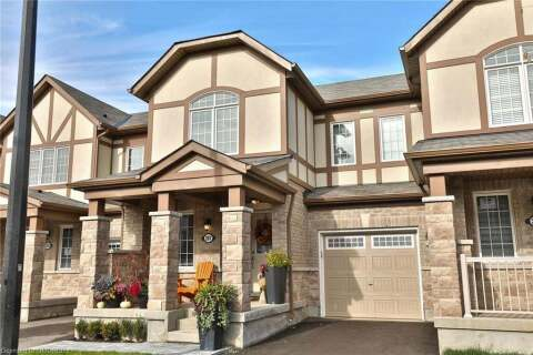 Townhouse for sale at 287 Gillett Pt Milton Ontario - MLS: 40036581