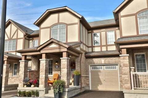 Townhouse for sale at 287 Gillett Pt Milton Ontario - MLS: W4963562