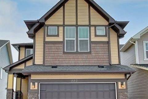 House for sale at 287 Hillcrest Ht Southwest Airdrie Alberta - MLS: C4282415