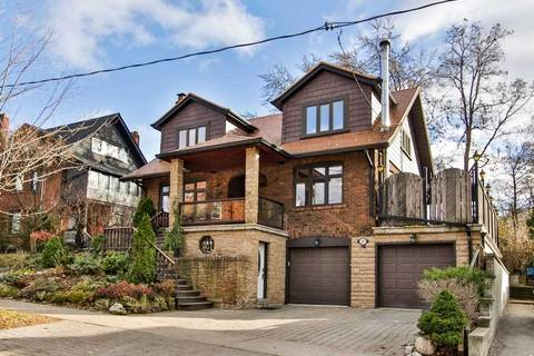 House for rent at 287 Humberside Ave Toronto Ontario - MLS: W4641865