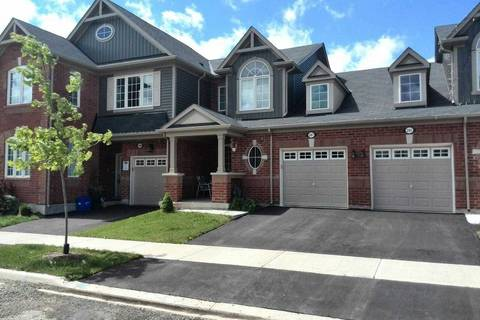 Townhouse for sale at 287 Mortimer Cres Milton Ontario - MLS: W4598209