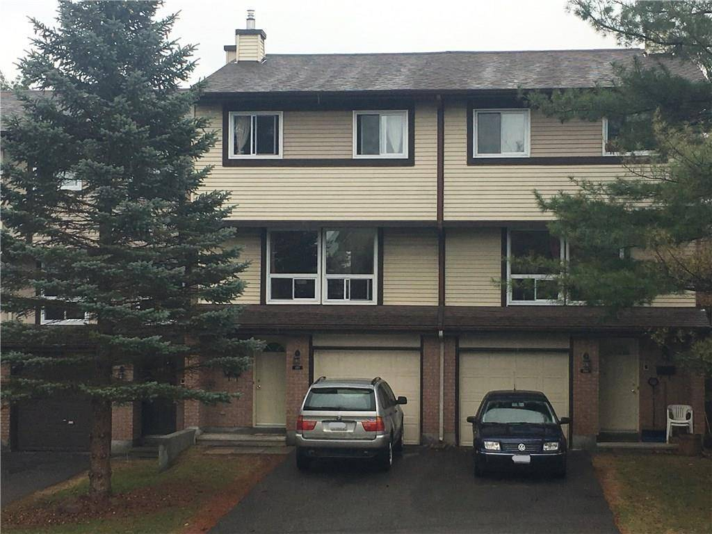 Townhouse for rent at 287 Pickford Dr Ottawa Ontario - MLS: 1171725
