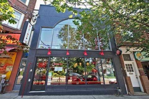 Commercial property for sale at 287 Roncesvalles Ave Toronto Ontario - MLS: W4674597