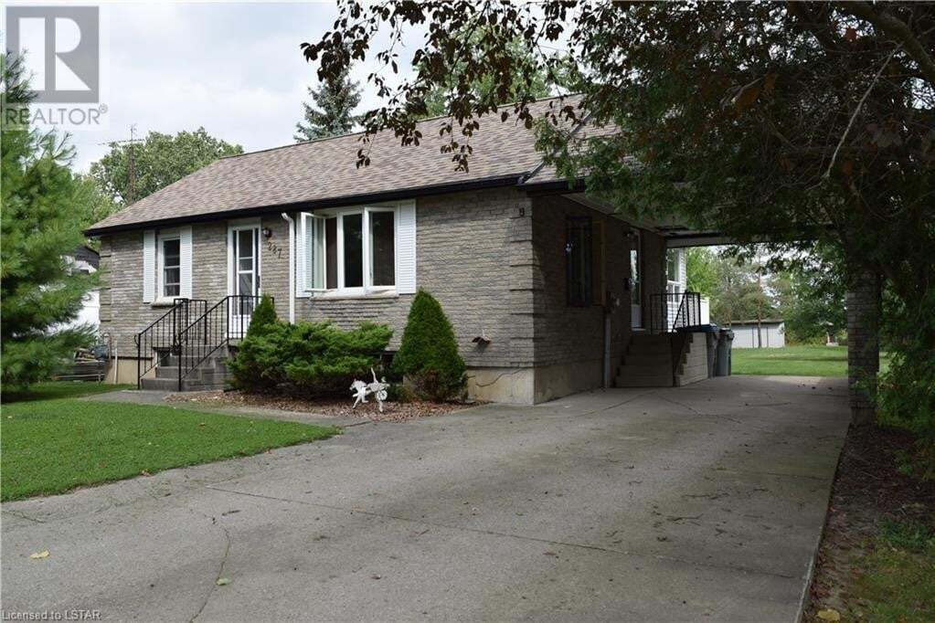 House for sale at 287 Wall St Watford Ontario - MLS: 40016404