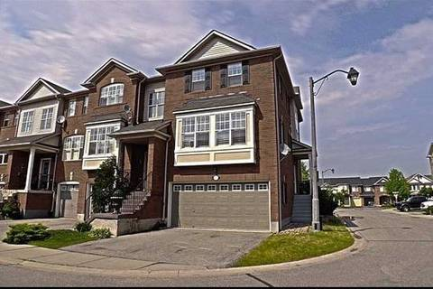 Townhouse for sale at 2871 Garnethill Wy Oakville Ontario - MLS: W4699808
