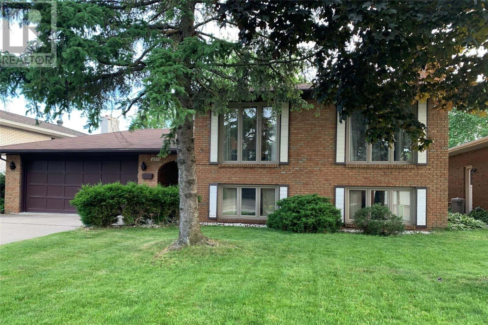 House for sale at 2871 St. Clair  Windsor Ontario - MLS: 20006429