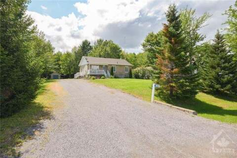 House for sale at 2874 Dixon Factory Rd Casselman Ontario - MLS: 1203314