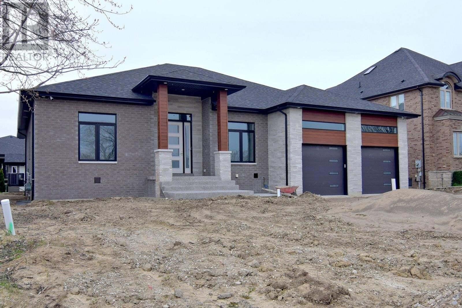 House for sale at 2875 Bridgeway Blvd Lasalle Ontario - MLS: 20004670