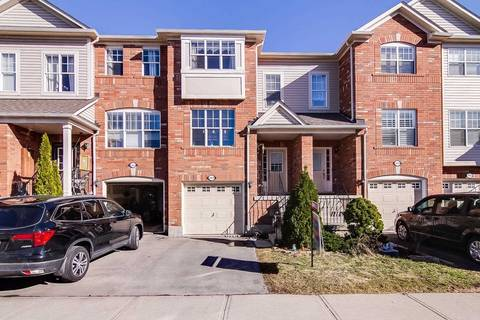 Townhouse for sale at 2878 Garnethill Wy Oakville Ontario - MLS: W4420134