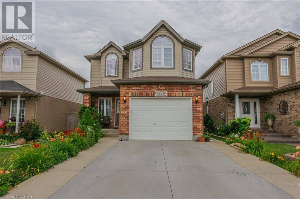 House for sale at 2879 Lemieux Wk London Ontario - MLS: 214938