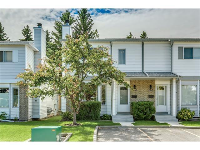 For Sale: 288 Cedarwood Park Southwest, Calgary, AB   4 Bed, 3 Bath Townhouse for $289,900. See 32 photos!