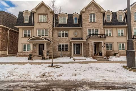 Townhouse for sale at 288 Ellen Davidson Dr Oakville Ontario - MLS: W4721251