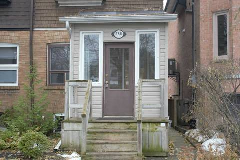 Townhouse for sale at 288 Forman Ave Toronto Ontario - MLS: C4639713
